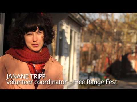 2012 Free Range Music Festival - Belfast, Maine