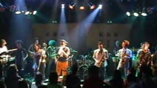 cover of the great Average White Band JUSO 10周年記念Live 2006.8/...