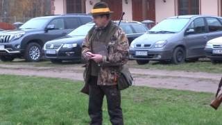 Hubertus2014 Łowczy zwierzyna