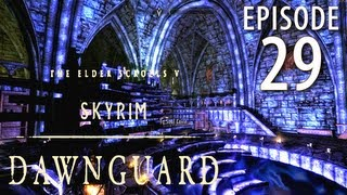 Skyrim: Dawnguard Walkthrough in 1080p, Part 29: The Entrance to the Soul Cairn (in 1080p HD)