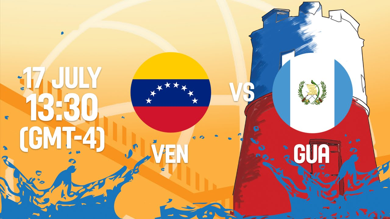 Venezuela v Guatemala - Full Game - 7th Place