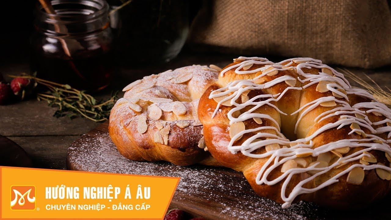 Cách làm bánh mì hoa cúc Brioche ngon chuẩn Pháp - Học làm bánh mì