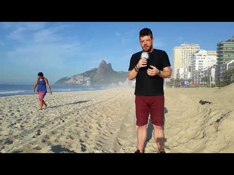 CREATING YOUR FUTURE NOW - How to Visualize - filmed in Rio de Janeiro, Brazil