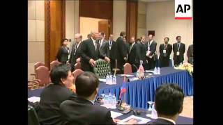 Latest from ASEAN summit