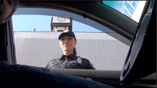 Полиция Киев игра в Ромашку