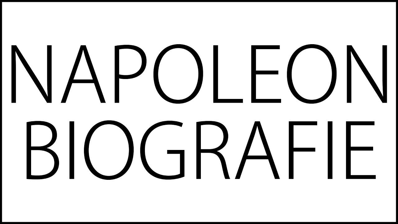 biografie napoleon bonaparte - Napoleon Bonaparte Lebenslauf