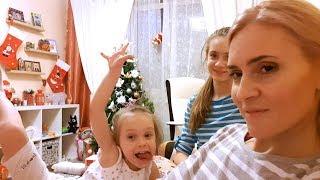 LIFE VLOG: Делаем новогодний маникюр. Закупаемся к НОВОМУ ГОДУ!