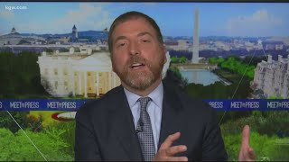Chuck Todd on Portland, Antifa and Donald Trump