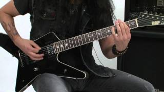 "Gus G Plays Firewind's ""Few Against Many"" at Guitar World's Studio"