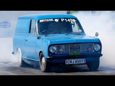 HOT ROD Drag Week: The British Invasion! - HOT ROD Unlimited Episode 20
