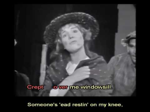 My Fair Lady Wouldn't it be Loverly Same-Language-Subtitling
