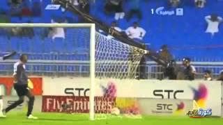 ملخص مباراة الاهلي3 × الفتح3 - الجولة 19 دوري زين 2012 HD.mp4