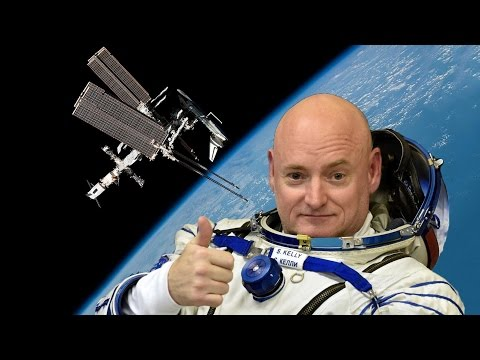 How Scott Kelly's year in space may have changed his body