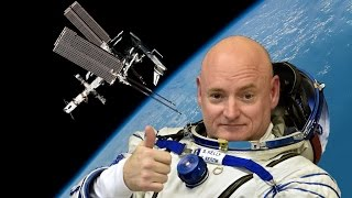 How Scott Kelly's year in space may have changed his body thumbnail