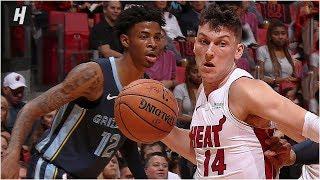 Memphis Grizzlies vs Miami Heat - Full Game Highlights | October 23, 2019 | 2019-20 NBA Season