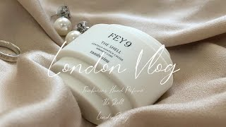 [London Vlog/런던 브이로그] 향수 대신 ! …