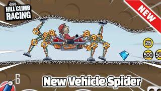 हिल क्लाइंब रेसिंग न्यू व्हीकल स्पाइडर (कैरेंटुला) / v1.49.0 नया अपडेट screenshot 3