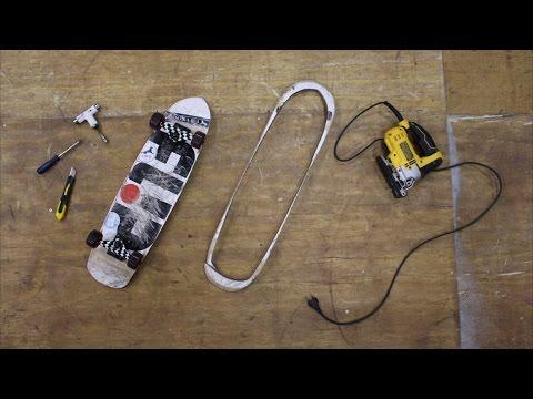 PIXEL -  reciclando shape para cruiser