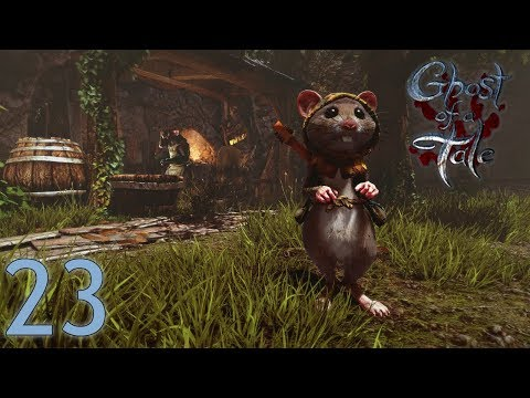 Ghost of a Tale - Action Adventure Mouse Game - E23