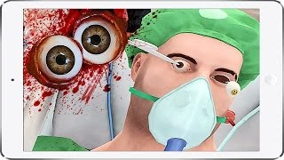 Repeat youtube video Surgeon Simulator EYE SURGERY!!