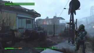 Fallout 4 станция сбора мусора, как это работает