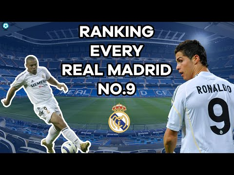 Ranking every player to wear No.9 for Real Madrid since 1992