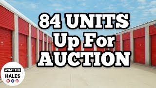 FOUND NOTHING I Did Not Buy An Abandoned Storage Unit Locker With Mystery Boxes Storage Wars Auction