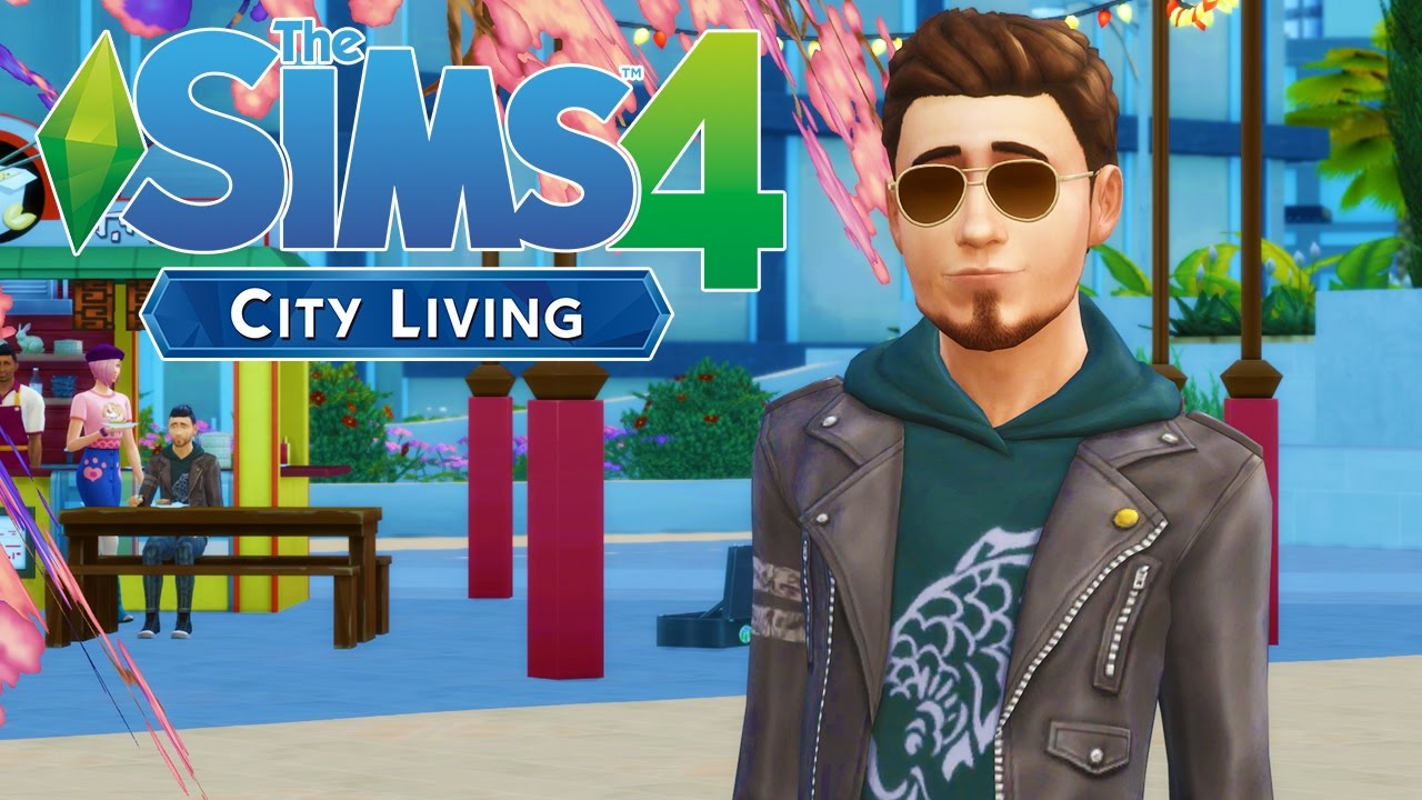 The Sims 4 City Living | Moving to the City! (Sims 4 City Living) Ep 1