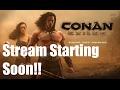 Conan Exiles - Casual Gaming - 07/02/2017