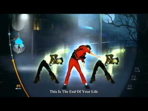 Michael Jackson The Experience Playthrough - Thriller