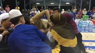 Harimau putih ngamuk - Ustaz Norazman Albanjary ( Limbongan Besut 11/02/2018 )