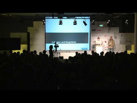 re:publica 2013 - Christine Heller, Jochen Mai: Personal Branding Kampagne: Wie der neue Job dich fi on YouTube