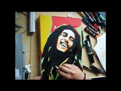 52+ Gambar Abstrak Bob Marley Paling Keren
