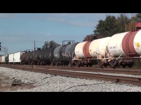 trains in Waycross Georgia part 1 12- 5- 15