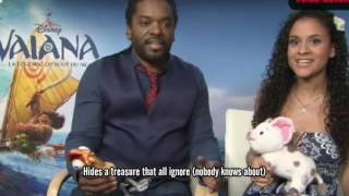 Vaiana - Anthony Kavanagh and Cerise Calixte (Cute Moment)
