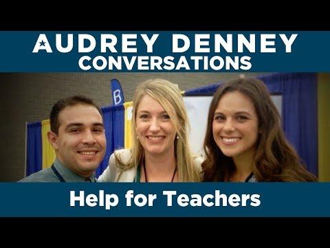 a-teacher's-burden:-audrey-denney-conversations