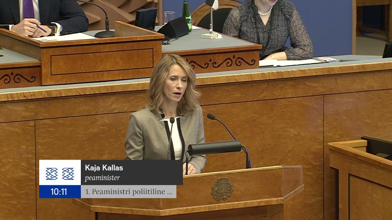 Download Riigikogu istung, 30. september 2021