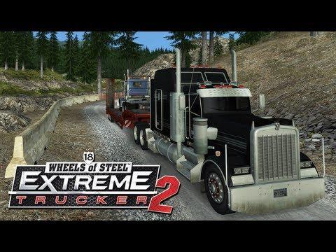 18 WoS Extreme Trucker 2 - Viagens Perigosas: Viagens Perigosas em 18 Wheels of Steel Extreme Trucker 2!   Curta - https://www.facebook.com/Exetrize Siga-me - https://twitter.com/DuduMoura_Ex