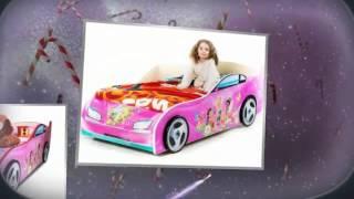 Кровать машина . Интернет-магазин Лайтик . Детская мебель распродажа(, 2014-12-24T19:20:40.000Z)