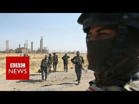 Iraqi Government Forces Take Control of the disputed city of Kirkuk - BBC News