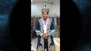 Kazakh Traditional Costumes