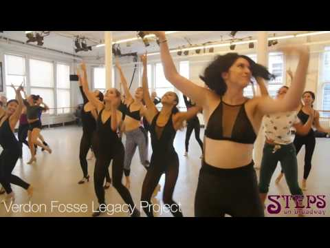 The Bob Fosse Master Class Series—Steps on Broadway