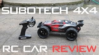 Subotech 4x4 2 4Ghz RC Car Unboxing & Review | Supercool Off Road RC Car