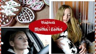 VLOGMAS 2015 #8 (żelki w Biedronce, mama za kierownicą)