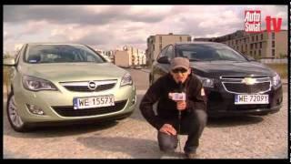 Opel Astra vs Chevrolet Cruze - Czy uczeń przerósł mistrza? (Porównanie)