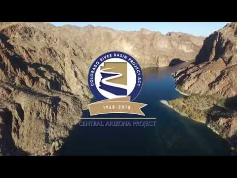 50th Anniversary of the Colorado River Basin Project Act #2