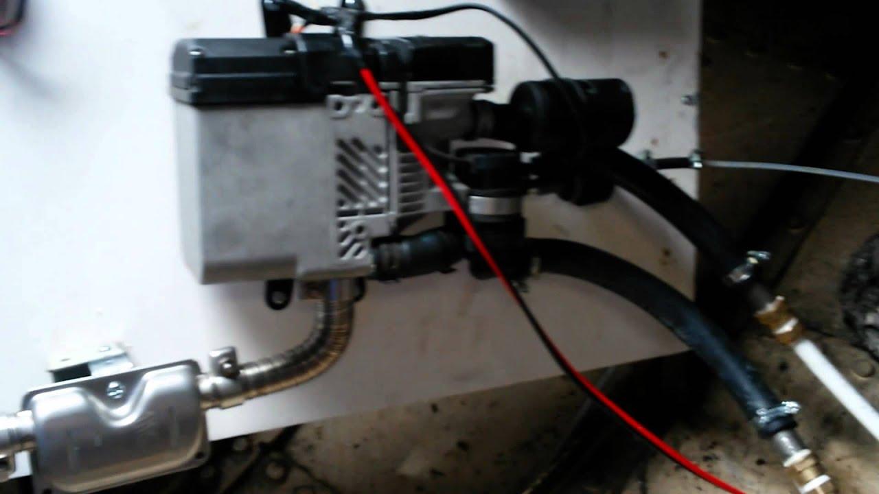 Webasto Diesel Heater Wiring Dealer Wire Diagram Youtube 21