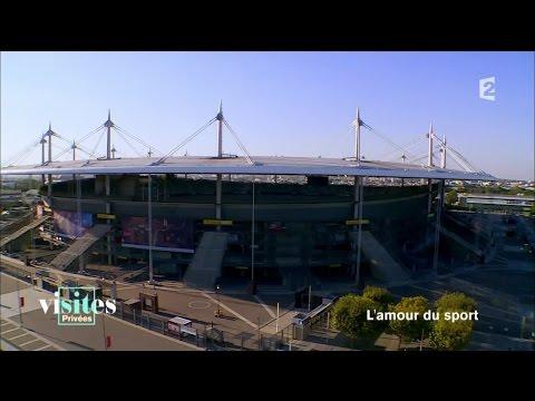Le Stade de France - Reportage - Visites privées