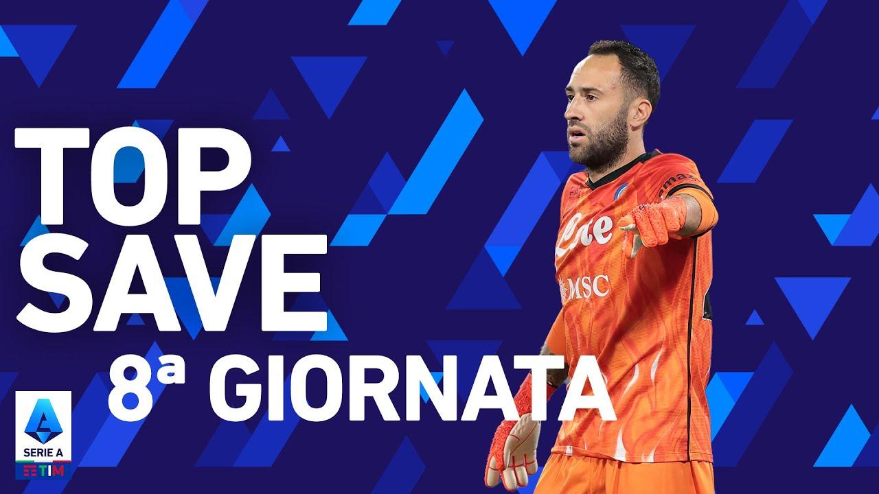 Super parata di Ospina su Brekalo! | Top Save | Serie A TIM 2021/22