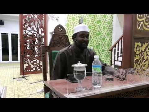 Ustaz Dr Farid Ravi : Hijrahku Membawa 1000 Makna